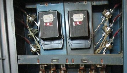 Узел учёта и тансформаторы тока