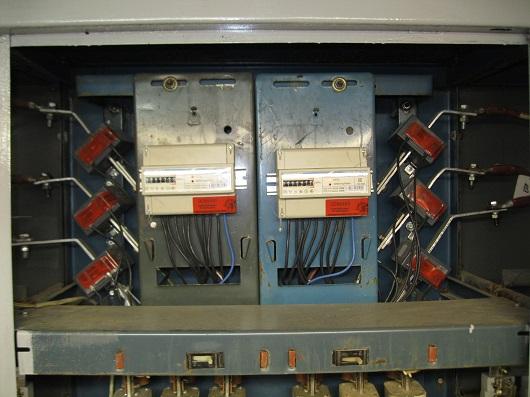 Установка счётчиков электроэнергии и трансформаторов тока